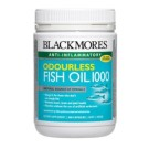 Odourless Fish Oil 1000 Blackmores (Omega 3)