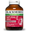 Blackmores Vitamin E Natural 500 iu Vitamin E Alami Dosis Tinggi Murah