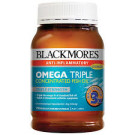 Jual Blackmores Omega Triple Minyak Ikan DHA Omega 3