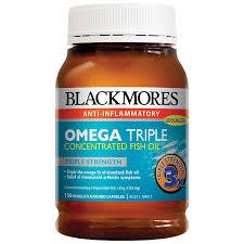 Jual Blackmores Omega 3 triple