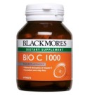 Jual Blackmores Vitamin C : Bio C 1000mg 62 Tablet